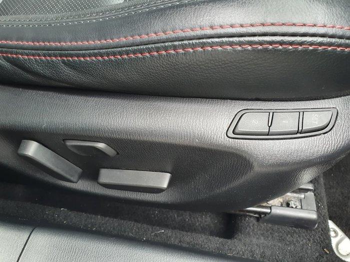 2014 Mazda 6 GT GJ MY14 Silver
