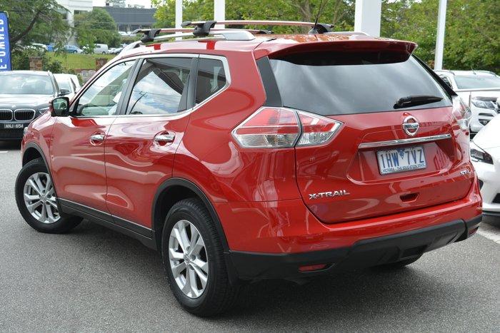 2016 Nissan X-TRAIL ST-L T32 Red