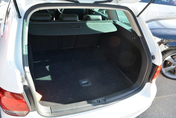 2010 Volkswagen Golf 118TSI Comfortline VI MY10 White