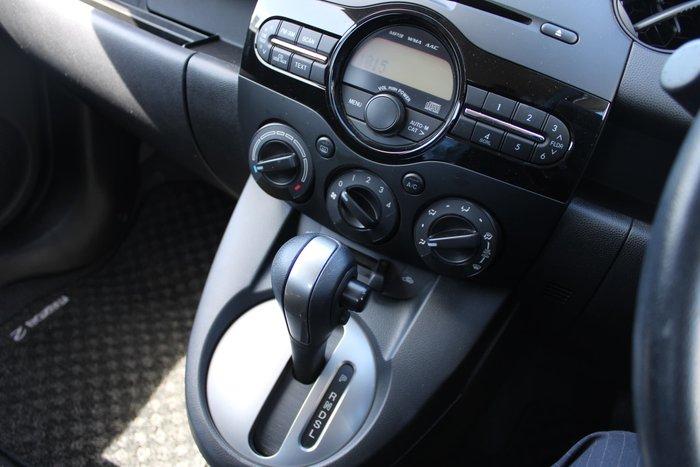 2013 Mazda 2 Neo Sport DE Series 2 MY14 Blue
