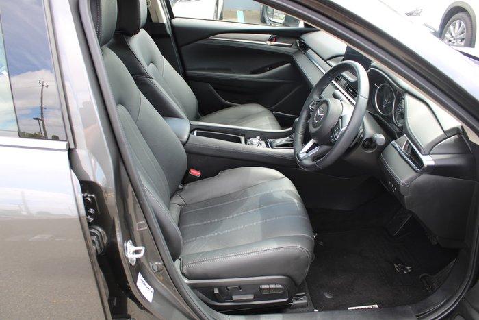 2018 Mazda 6 GT GL Series Grey