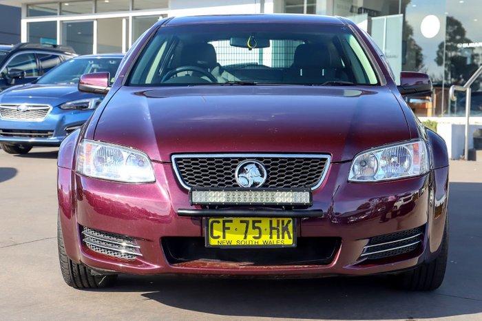 2013 Holden Commodore Omega VE Series II MY12.5 Maroon