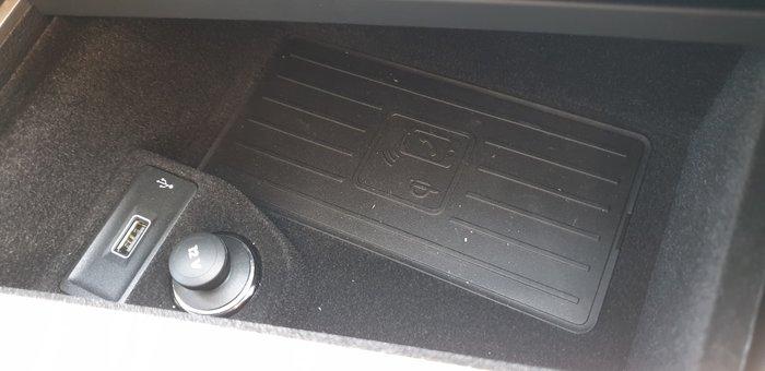 2019 Volkswagen Touareg 190TDI CR MY20 Four Wheel Drive White