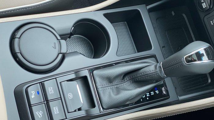 2019 Hyundai Tucson Highlander TL3 MY19 4X4 On Demand Black