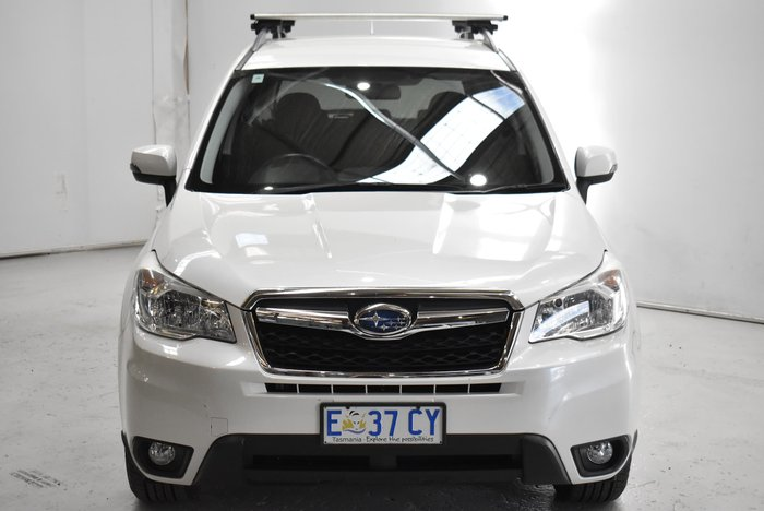 2014 Subaru Forester 2.0i-L S4 MY14 Four Wheel Drive White