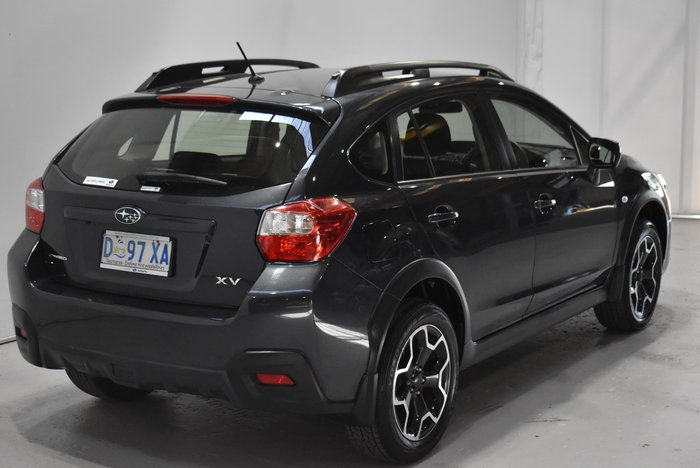 2014 Subaru XV 2.0i G4X MY14 Four Wheel Drive Grey