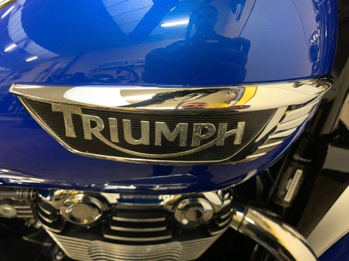 0 Triumph 2015 TRIUMPH 1700CC T/BIRD LT Blue