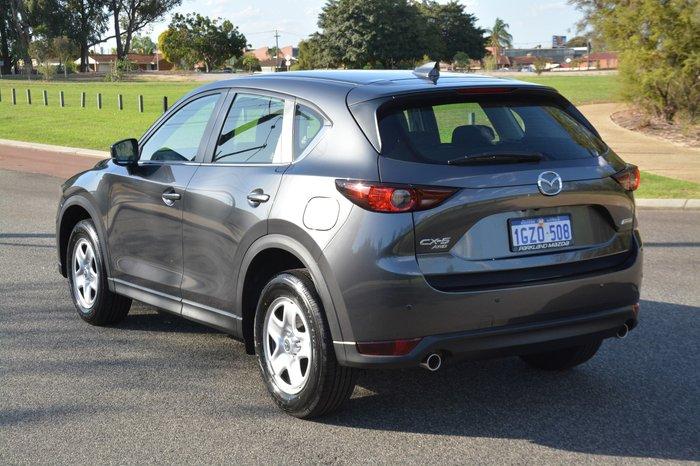 2019 Mazda CX-5 Maxx KF Series 4X4 On Demand Grey