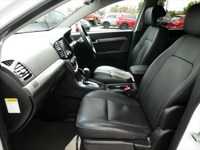2016 Holden Captiva