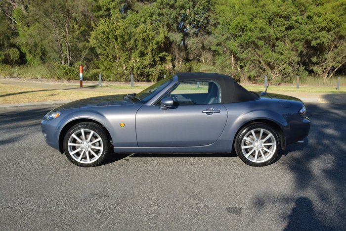 2007 Mazda MX-5 NC Series 1 MY07 Grey