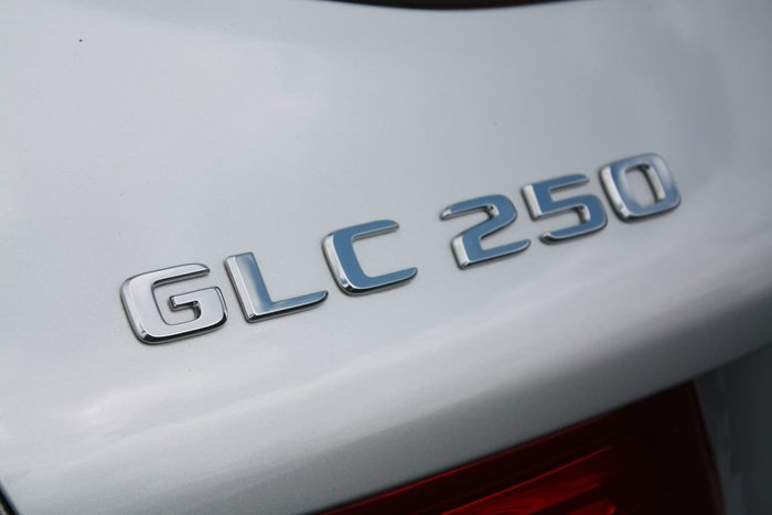 2019 Mercedes-Benz GLC-Class GLC250 X253 Four Wheel Drive Silver