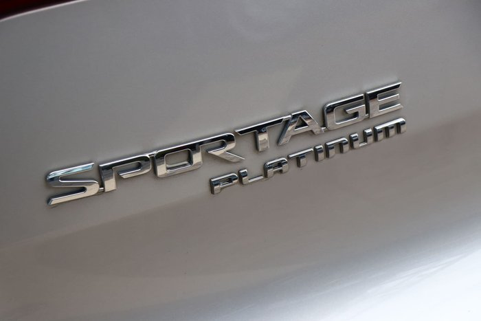 2014 Kia Sportage Platinum SL MY14 4X4 On Demand Grey