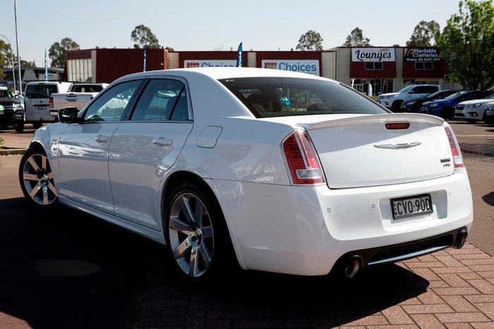 2014 Chrysler 300 SRT-8 Core LX MY14 White