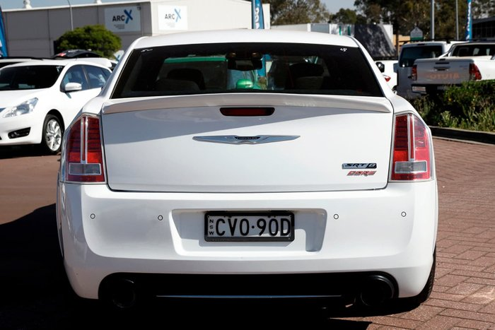 2014 Chrysler 300 SRT-8 Core LX MY14 White