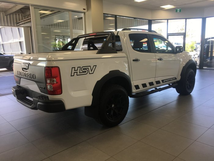 2019 Holden Special Vehicles Colorado SportsCat SV RG Series 2 4X4 Dual Range White