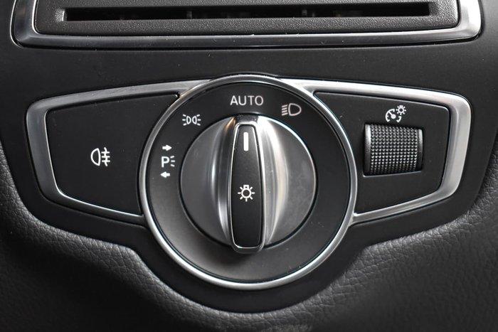 2018 Mercedes-Benz C-Class C200 W205 Silver