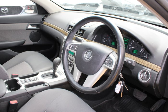 2007 Holden Berlina VE Silver
