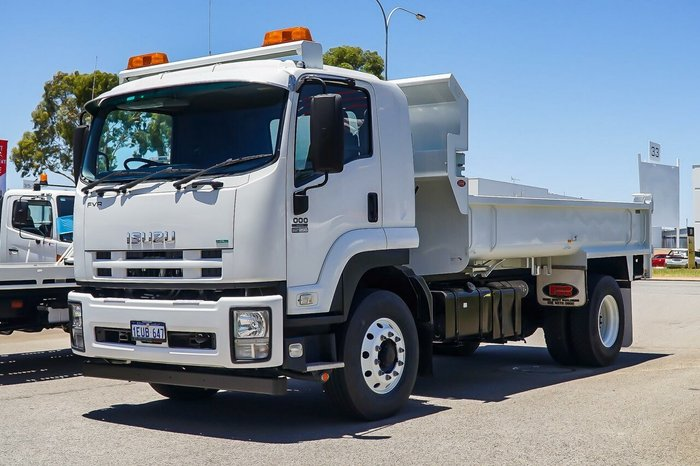 2015 Isuzu F Series