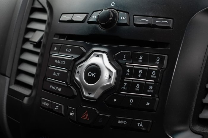 2012 Ford Ranger XL PX White