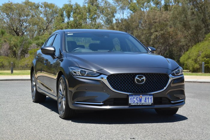 2018 Mazda 6 Atenza GL Series Grey