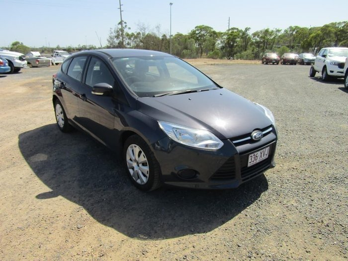 2013 Ford Focus Ambiente LW MKII Midnight Sky