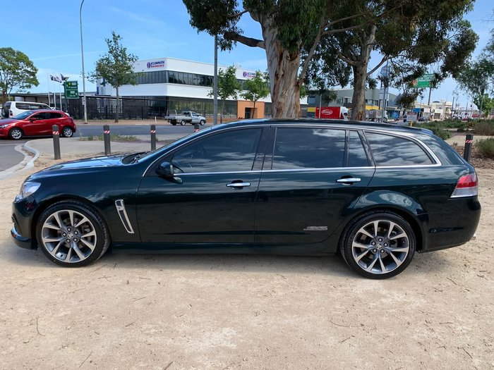 2014 Holden Commodore SS V VF MY14 Green