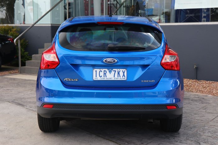2014 Ford Focus Trend LW MKII Blue