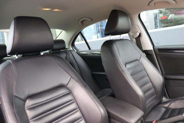 2012 Volkswagen Jetta 118TSI Comfortline 1B MY12.5 Grey