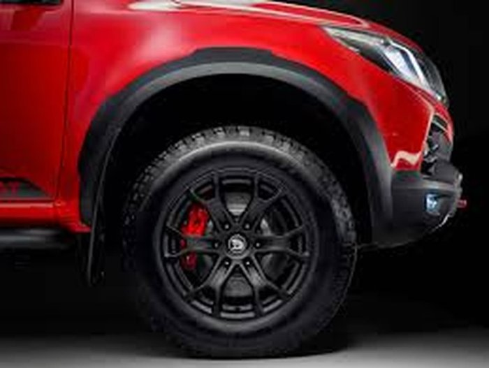 2019 Holden Special Vehicles Colorado SportsCat SV RG Series 2 4X4 Dual Range Absolute Red