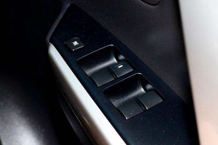 2016 Mitsubishi Pajero Sport GLX QE MY16 4X4 Dual Range Red