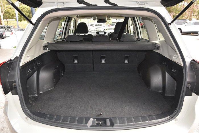 2018 Subaru Forester 2.5i S5 MY19 Four Wheel Drive White