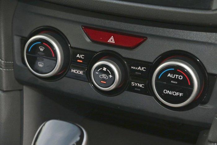 2018 Subaru Impreza 2.0i Premium G5 MY19 Four Wheel Drive Red