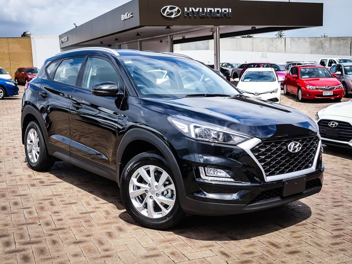 2019 Hyundai Tucson Active TL4 MY20 Black