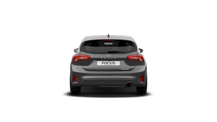 2018 Ford Focus Titanium SA MY19.25 Magnetic