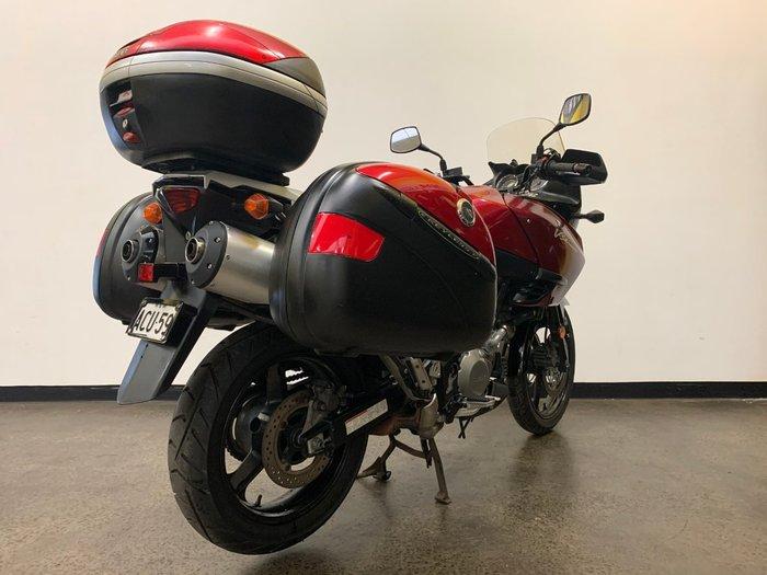 2006 Suzuki DL1000 V-STROM Red