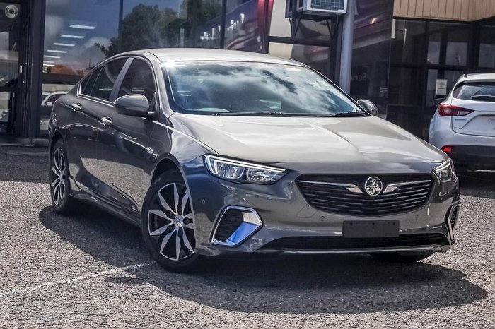 2019 Holden Commodore RS ZB MY19 4X4 On Demand Grey