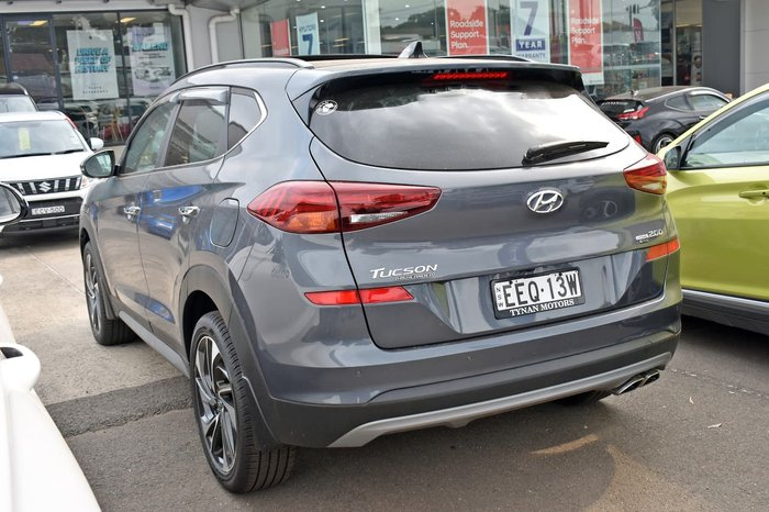 2019 Hyundai Tucson Highlander TL3 MY20 4X4 On Demand Grey