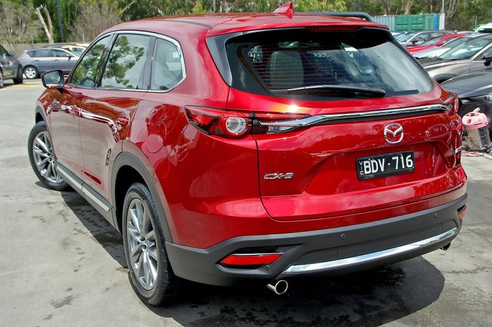 2019 Mazda CX-9 GT TC Red