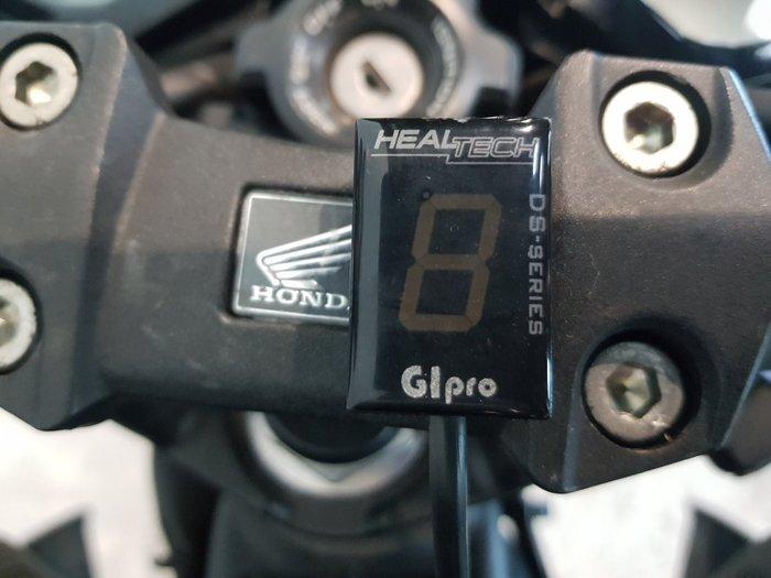 2008 Honda CB1000R Black