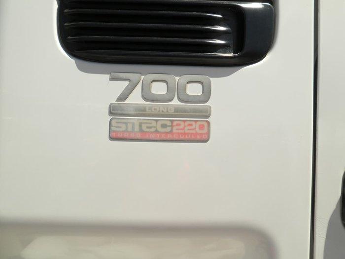 2007 Isuzu FSR700 null null WHITE