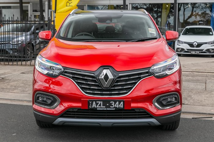 2019 Renault Kadjar Intens XFE Red