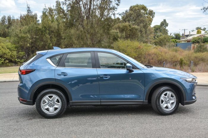 2019 Mazda CX-5 Maxx KF Series Blue
