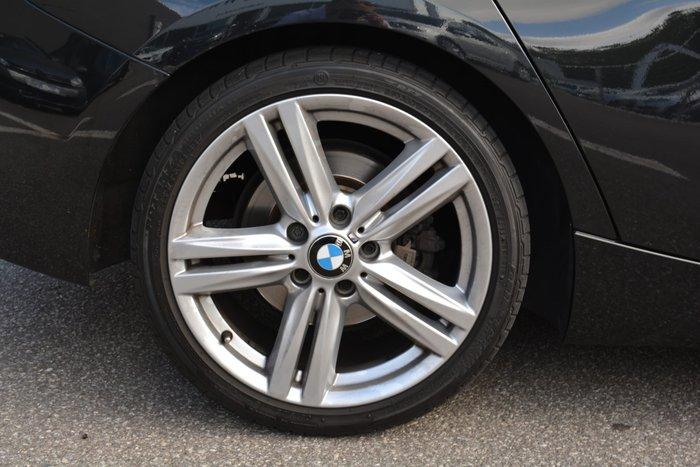 2013 BMW 1 Series 125i M Sport F20 MY14 Black