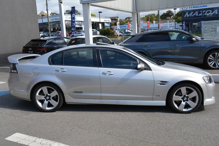 2006 Holden Commodore SS V VE Silver