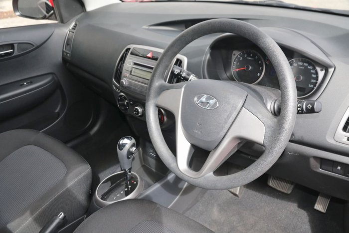 2013 Hyundai i20 Active PB MY13 Red