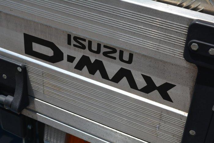 2016 Isuzu D-MAX SX MY15 White
