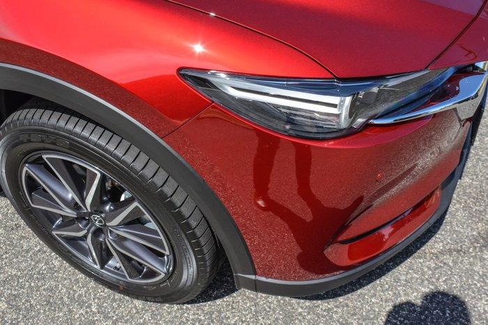 2019 Mazda CX-5 GT KF Series 4X4 On Demand Red