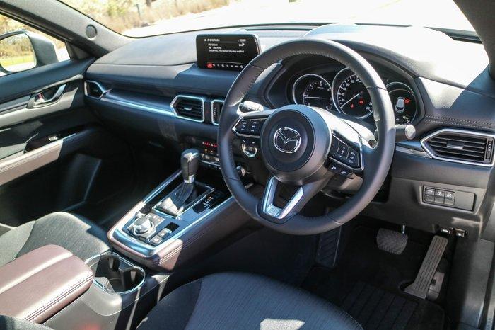 2019 Mazda CX-8 Sport KG Series Silver