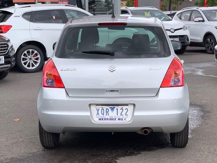 2010 Suzuki Swift RS415 Silver
