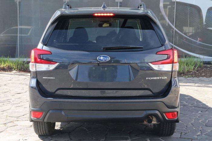 2018 Subaru Forester 2.5i S5 MY19 Four Wheel Drive Grey
